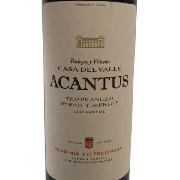 Vino_Varietal_Acantus_Tempranillo_Syrah_y_Merlot