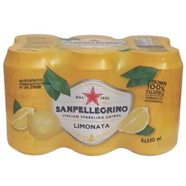 San_Pellegrino_limon_Pack_De_6_Latas_de_33_CL