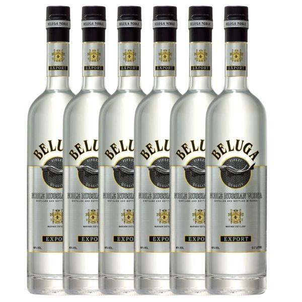 Vodka Beluga premium - caja