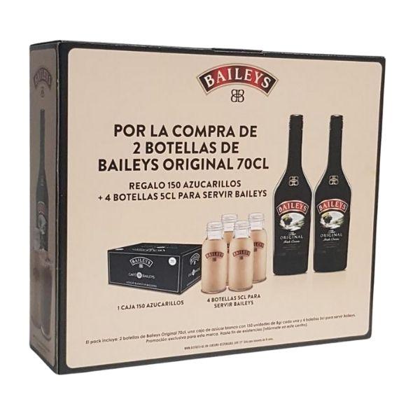 Caja Promoción Licor de Crema Bailey's Original