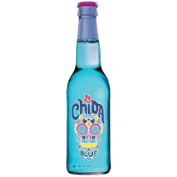 Chida Blue Botella